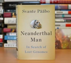 패보 박사는 최근 출간한 저서 'Neanderthal Man'에서 멸종 인류의 게놈 해독에 성공한 30여 년에 걸친 연구여정을 드라마틱하게 서술했다. - 강석기 제공